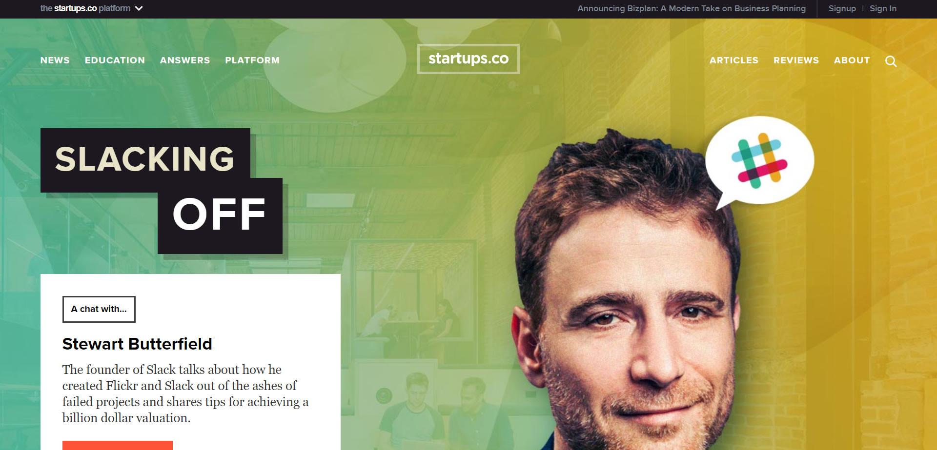Startups.co