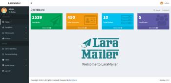 LaraMailer