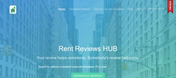 Rent & Review Hub