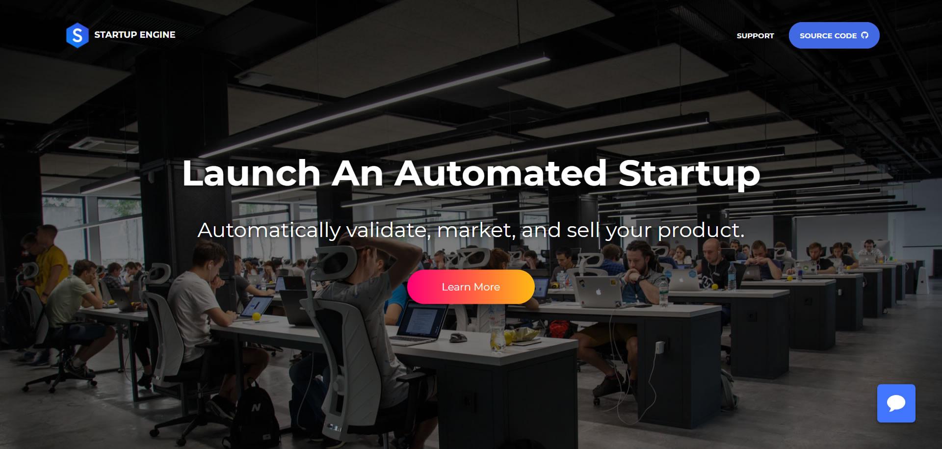 Startup Engine